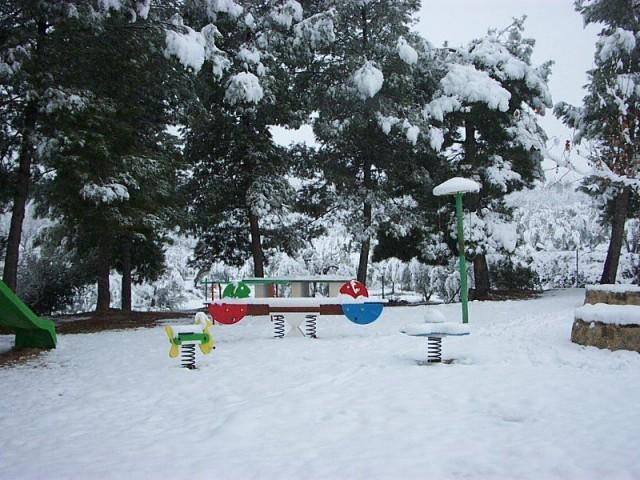 Nevada 2001 parc infantil