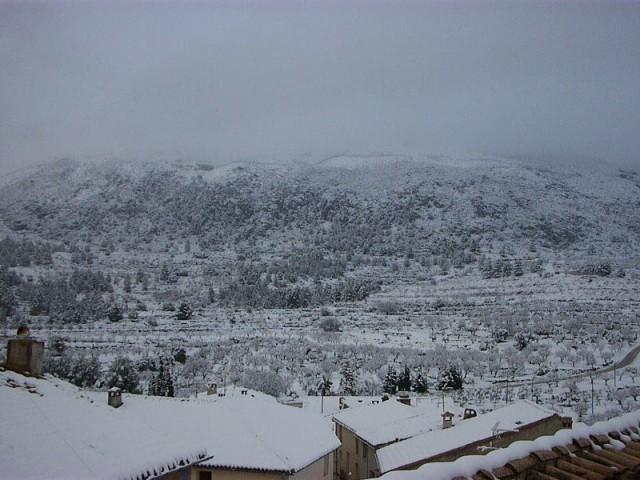Nevada 2001 Serra