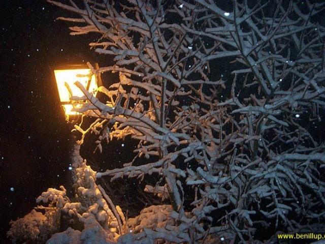 Benillup 27 gener 2006