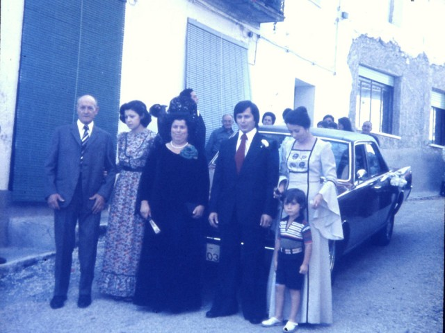 1976 Boda Manolo i Elia