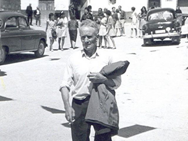 Ángel Ferrando a la Plaça