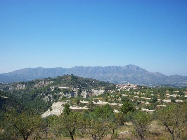 2002 El Barranc de Caraita i Benillup