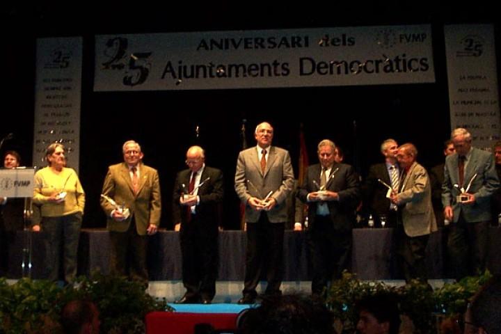 Homenatge als alcaldes del 1979