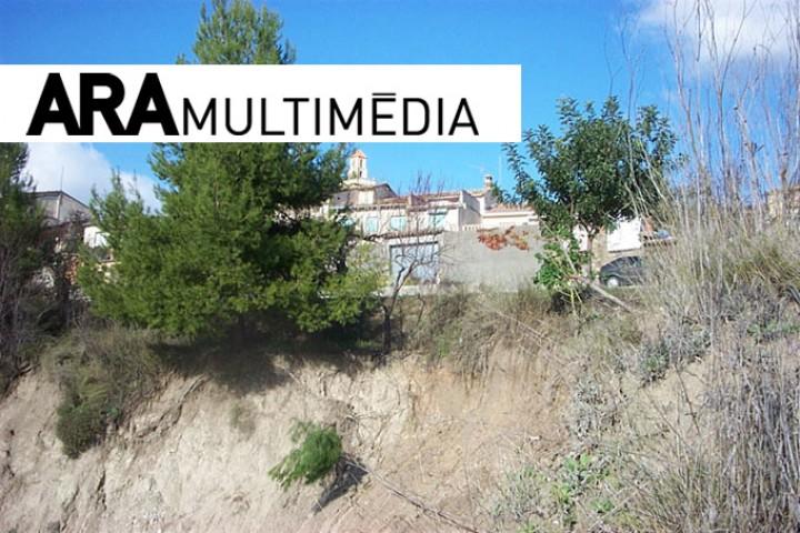 2017.02.03. ARA Multimèdia: Benillup, amenaçat pel Barranc de Caraita