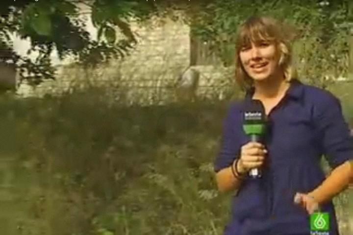 2008.10.14. Viven al borde del precipicio (VÍDEO)