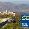 2017.02.03. Radio Alcoi. El Grup Compromís de la Diputación pregunta por los desprendimientos de Benillup
